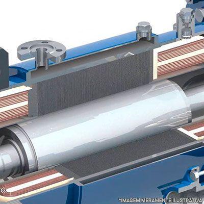 Indústria de bombas herméticas metálicas em SP